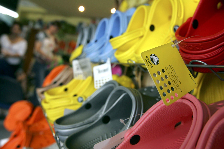 3107e7beb7160 Crocs Shoes Increasingly Popular Amongst Trendy Israelis