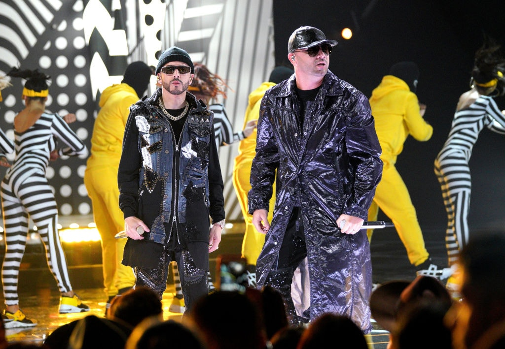 2019 Latin American Music Awards - Show
